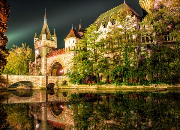 Будапешт из Киева