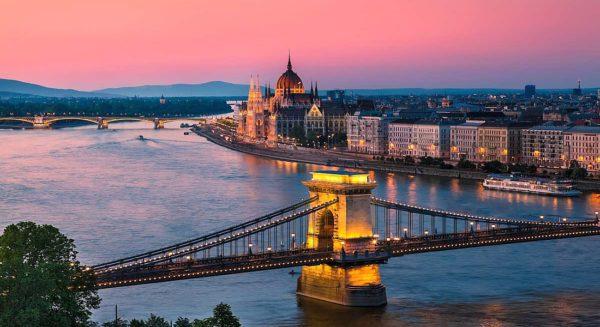 Будапешт из Киева на 8 марта
