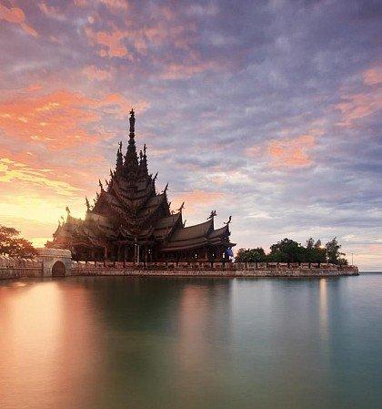 Таиланд из Киева