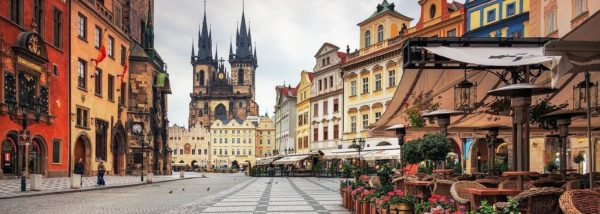 Прага из Киева