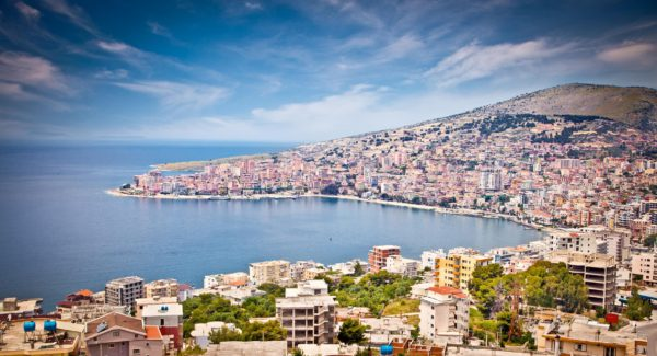 Албания из Киева