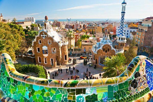 Испания на майские