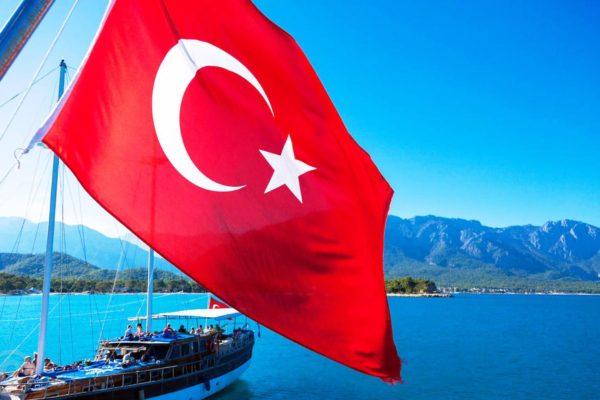 Турция. Раннее бронирование